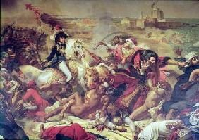 The Battle of Aboukir 25th July