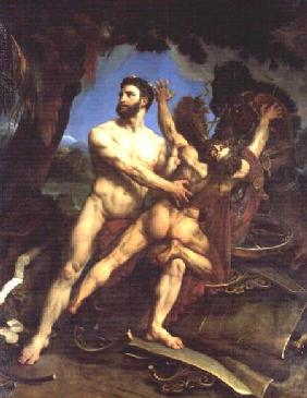 Hercules and Diomedes