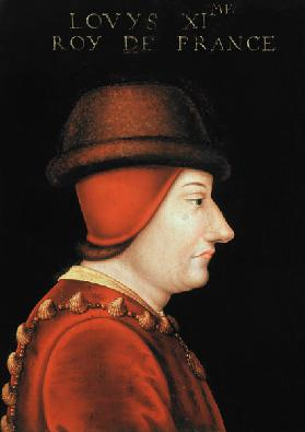 Louis XI of France / Painting, French