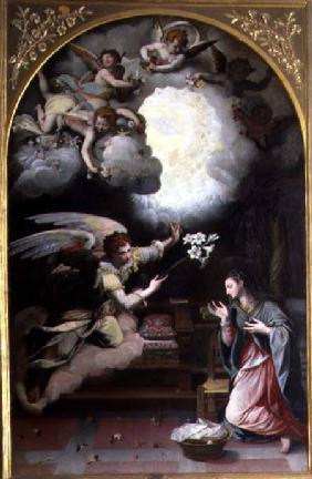 The Annunciation 1579