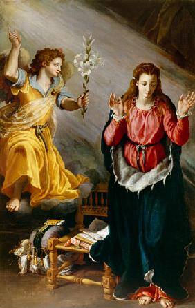 The Annunciation 1603