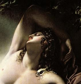 The Sleep of Endymion, 1791 (detail of 65897)