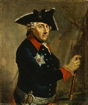 Frederick II the Great of Prussia