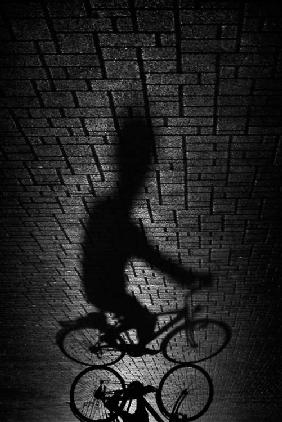 Shadow bike...