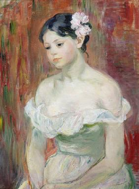 A Young Girl 1893