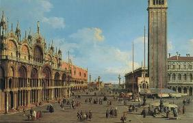 Piazza S. Marco looking South 1744