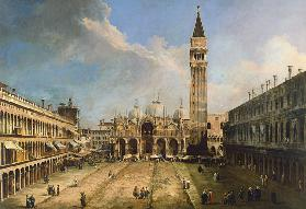 Piazza San Marco 1723