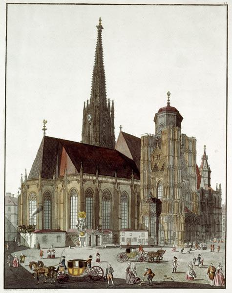 Wien, Stephansdom