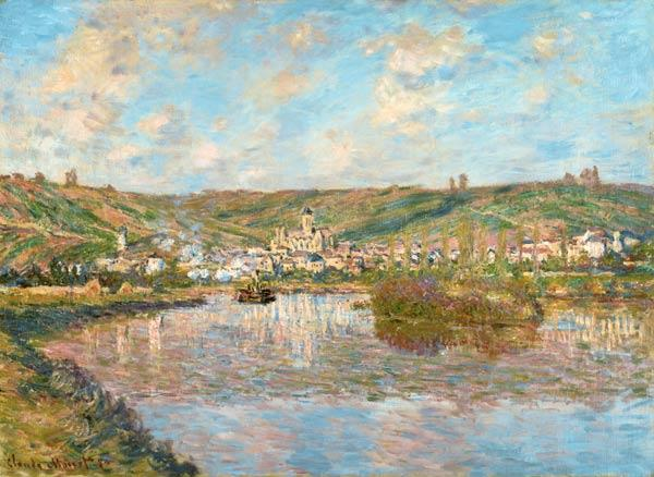 Late Afternoon, Vetheuil 1880