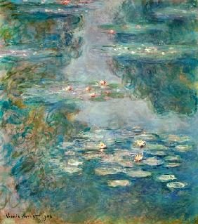 Waterlilies 1908
