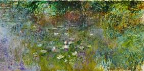 Waterlilies: Morning 1914-18