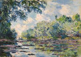 The Seine at Giverny 1885