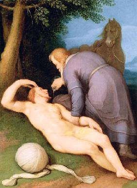 The Good Samaritan 1627