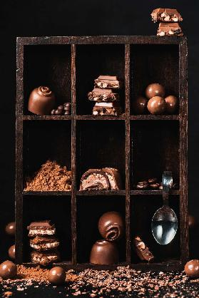 Chocolate collection