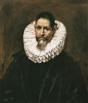 Portrait of Jeronimo de Cevallos c.1610