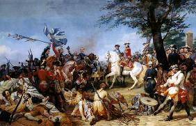 The Battle of Fontenoy, 11th May 1745 1828
