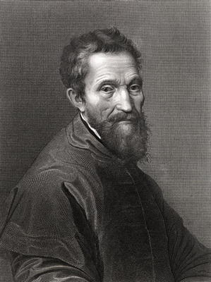 Portrait Michelangelo