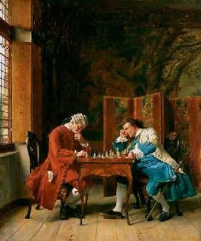 The Chess Players 1856