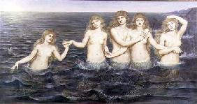 The Sea Maidens 1885-6