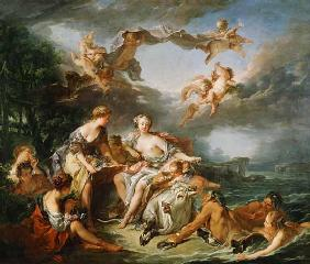 The Rape of Europa 1747