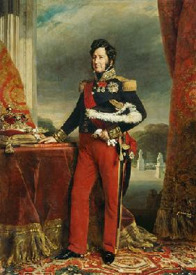 Louis-Philippe I (1773-1850), King of France