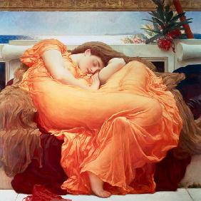 Flaming June c.1895