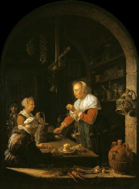The Village Grocer 1647