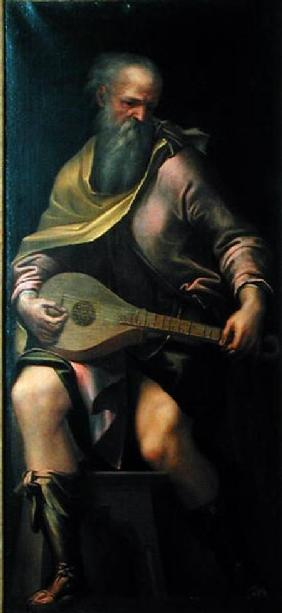 Lute player c.1562