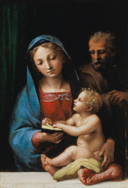 Holy Family 16. Jh