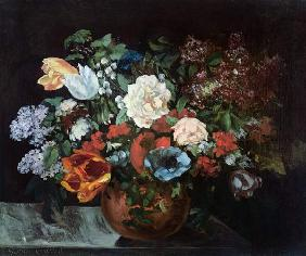 Bouquet of Flowers 1863