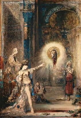 The Apparition (Salome) / Moreau / 1876