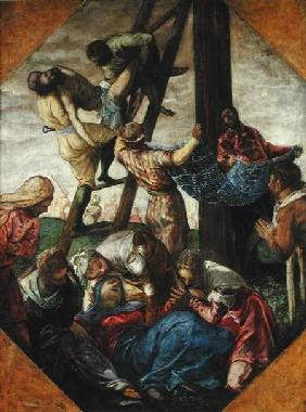 The Descent from the Cross c.1560-65