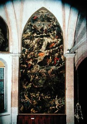 The Last Judgement before 156
