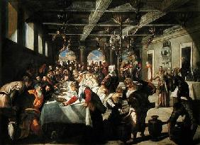 Marriage at Cana 1561