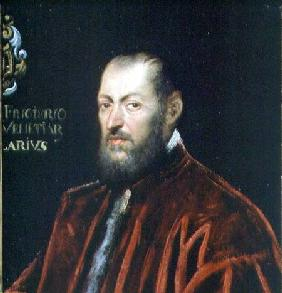 Portrait of Andrea Frizier, Grand Chancellor of Venice