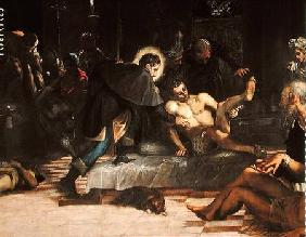 Saint Roch curing the Plague c.1560