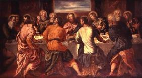 The Last Supper mid 1540s