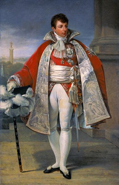 Geraud-Christophe-Michel Duroc (1772-1813) Duke of Frioul 1806-08