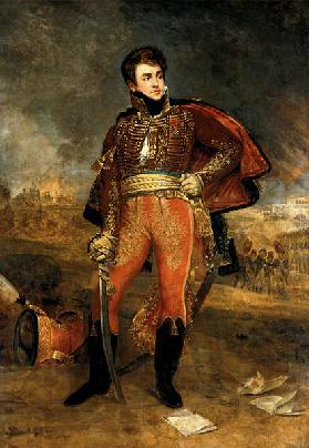 Portrait of General Francois Fournier-Sarvoleze (1773-1827) 1812