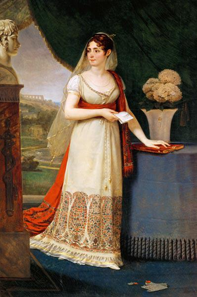 Josephine Tasher de la Pagerie (1763-1814) Empress of France 1808