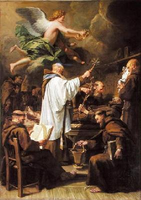 The Death of St. Francis c.1713