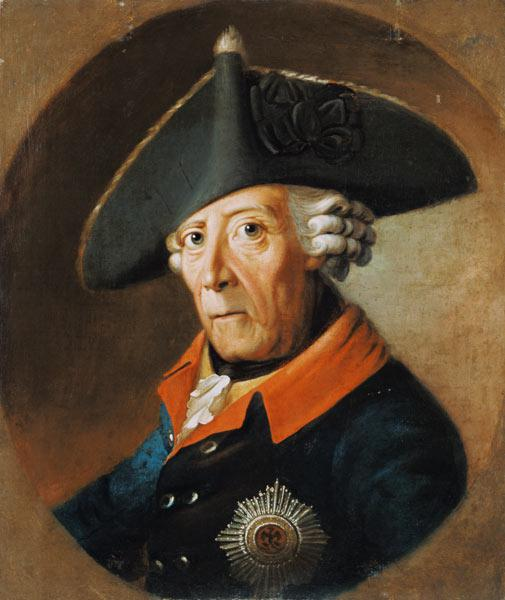 Frederick II the Great of Prussia,