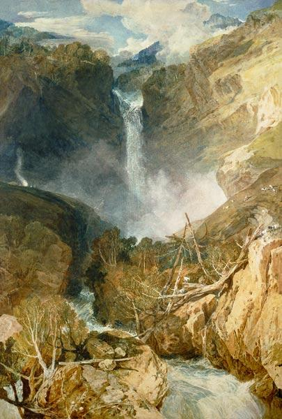 The Great Falls of the Reichenbach 1804