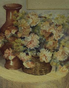 Flowers in a Basket