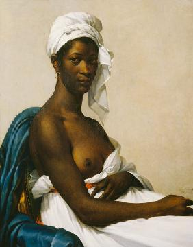 Portrait of a Negress, 1799-1800