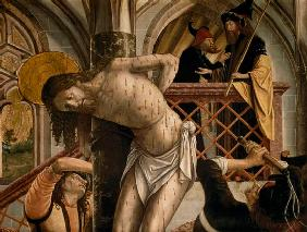 The Flagellation of Christ 25. Jh