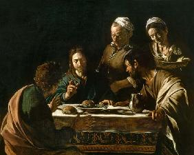 The Supper at Emmaus 1606