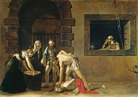 The Decapitation of St. John the Baptist 1571-1610