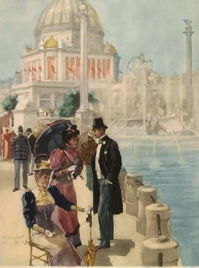 Chicago,World Fair 1893 / Ditzler