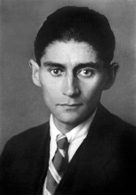 last photo of czeck writer Franz Kafka c. 1923-19